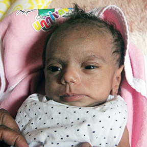 Healthcare Charities Inc Baby of Athira